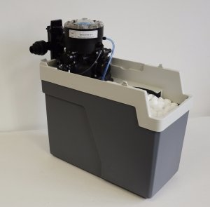 Addolcitore cabinato EGG WS320S