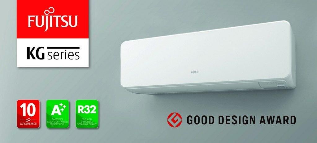 Fujitsu-serie KG-Good Design Award
