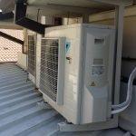 climatizzatore Daikin un. esterna 18000-BTU