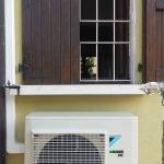 climatizzatore Daikin un. esterna serie M 12000-BTU