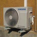 climatizzatore Samsung un. esterna 9000-BTU