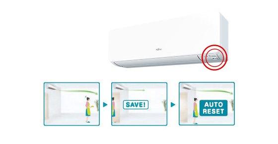 climatizzatore-split-kgta-sensore di presenza