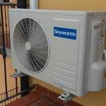 climatizzatore un. esterna Skyworth