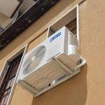 climatizzatore Fujitsu-General staffato a muro