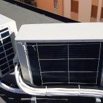 climatizzatori Daikin un. esterne Dual Split staffate