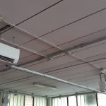 climatizzatori Fujitsu-General un. interna da 18000-BTU staffate a soffitto