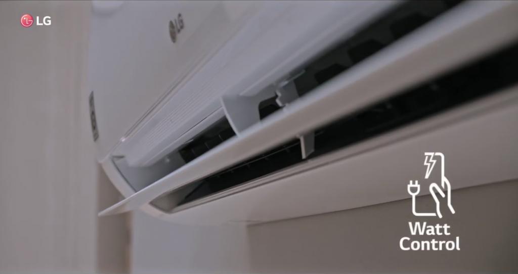 Climatizzatore LG-Watt Control