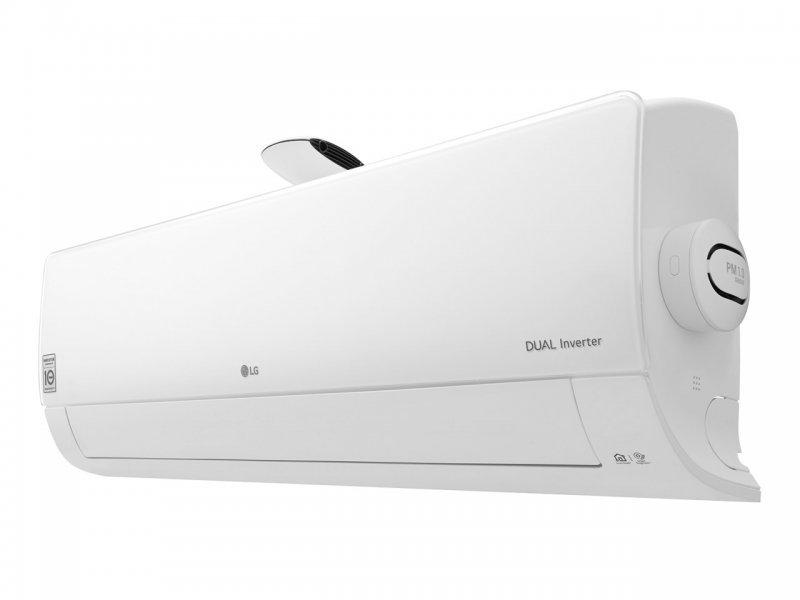 Climatizzatori LG-DUALCOOL-ATMOSFERA-INVERTER-WI-FI-Punto Service climatizzatori Brescia