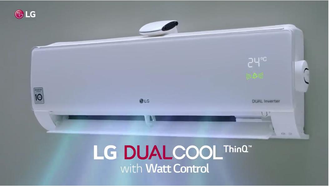 LG DUALCOOL Atmosfera-Punto Service climatizzatori Brescia