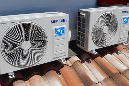 Climatizzatori Dual Split Samsung WindFree Gas R32