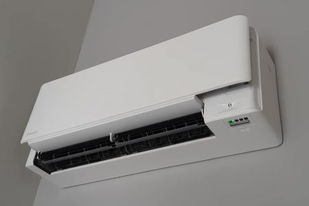 climatizzatore Daikin nuova serie Stylish in funzione