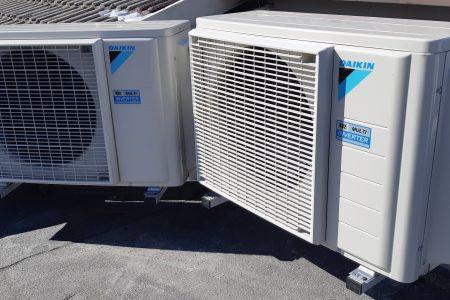 climatizzatori Daikin un. esterne Dual Split