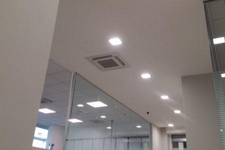 climatizzatori LG a cassetta 4 vie